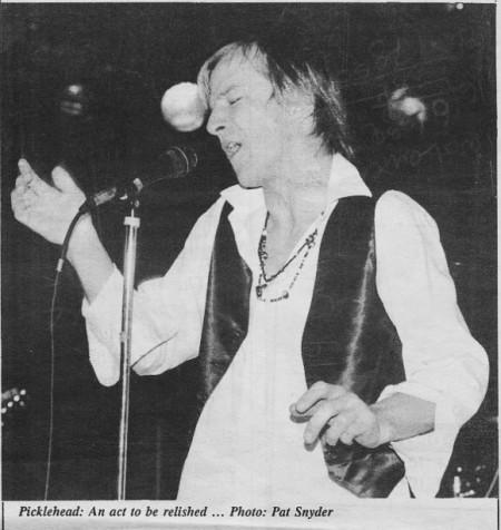 Picklehead Jan '94 Snyder ED