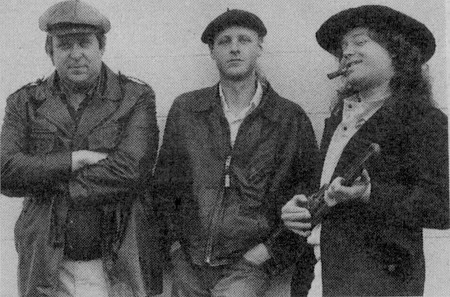 Jelly Roll Cookers San Juan photo 1991